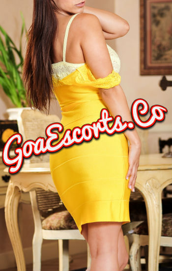 Real Escort Companion North Goa Bhuvi Rawat