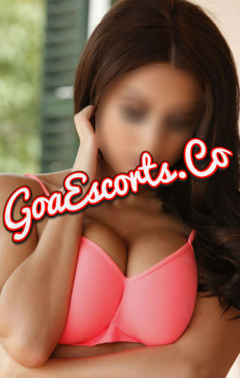 Ansha Khan VIP Escort Services in Goa