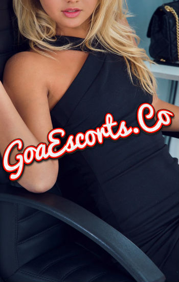 Beautiful Goa Russian Escort Diana Diaz