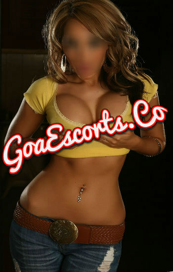 Natalia Russian Escort in Goa