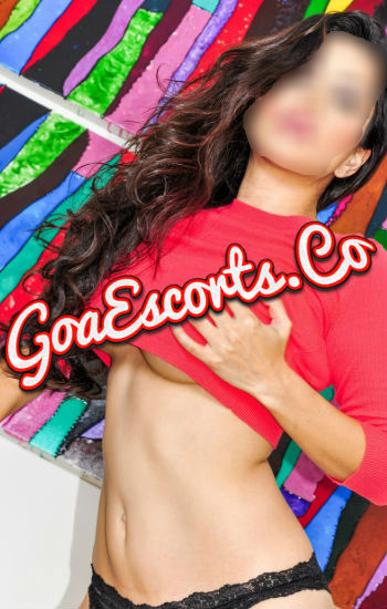 Palak Punjabi Escort Companion in Goa